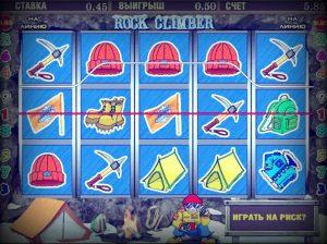 Игровые автоматы Rock Climber