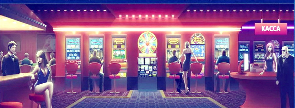 Игровые автоматы вагонетки